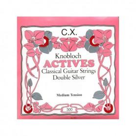 Cuerda Suelta Clásica Knobloch Actives CX 2ª-B Tensión Media