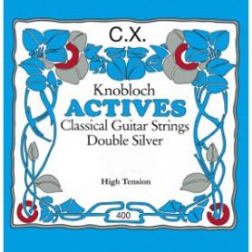 Cuerda Suelta Clásica Knobloch Actives CX 1ª-E Tensión Alta
