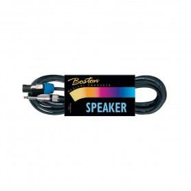 Cable-Altavoz-Boston-2M Jack-Speakon