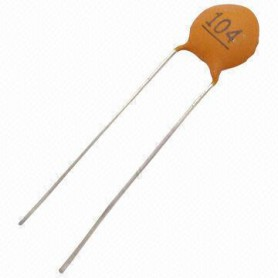 Ceramic-Disc-Capacitor