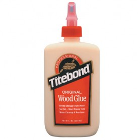 Adhesiu per a fusta Titebond Original Wood Glue 237ml.