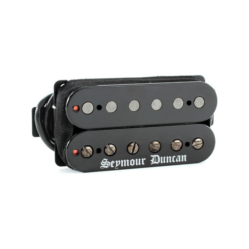 Pastilla Seymour Duncan Black Winter Trembucker Bridge