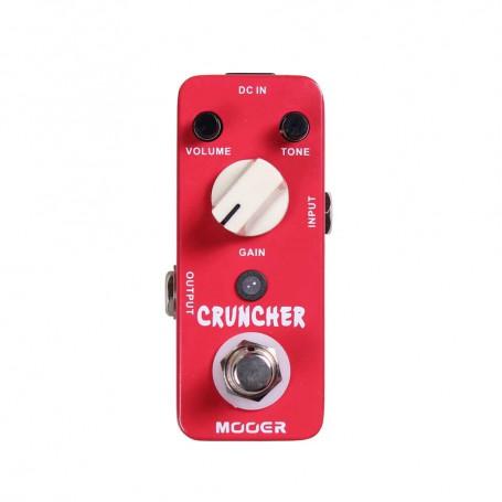 Pedal-Mooer-Cruncher