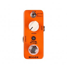 Pedal Mooer Ninety Orange Phaser