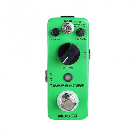 Pedal-Mooer-Repeater