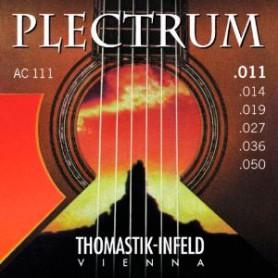 Cuerdas Acústica Thomastik AC111 Plectrum 11-50