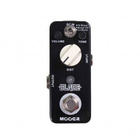 Pedal Mooer Blade Metal Distortion
