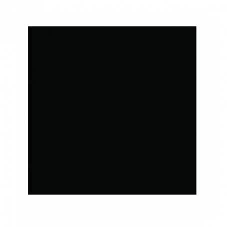 Hoja de Golpeador Negra 1 capa 30x45cm.