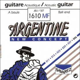 Cordes Acústica Argentine Gypsy Jazz 1610 MF 11-46