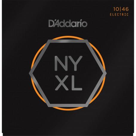 Cuerdas Eléctrica D´Addario NYXL 10-46 Regular Light