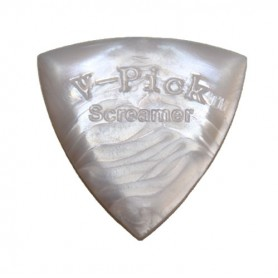 Pues V-Picks Screamer Pearly Gates