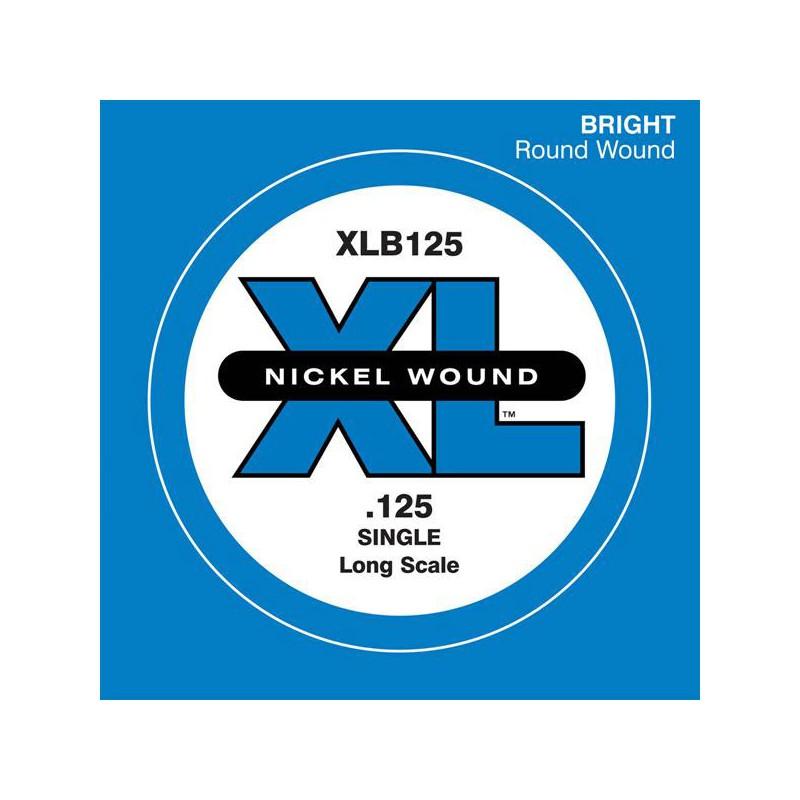 Cuerda Suelta Bajo D´Addario XLB125 Long Scale