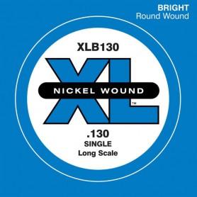 Corda solta Baix D'Addario Nickel XLB130