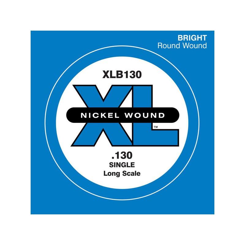 Cuerda Suelta Bajo D´Addario XLB130 Long Scale