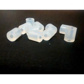 Gomes de silicona per reemplaçament de moll de pastilla Humbucker