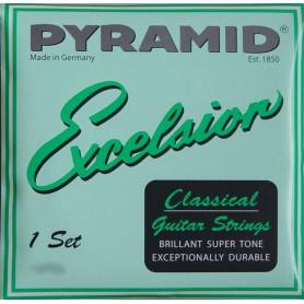 Cuerdas de Clásica Pyramid Excelsior Tensión Muy Baja