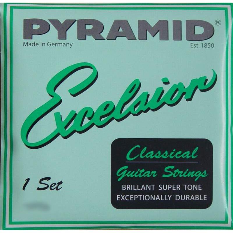 Cuerdas Clásica Pyramid Excelsior Tensión Baja