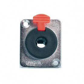 Proel PP2C Panel mount stereo jack female socket