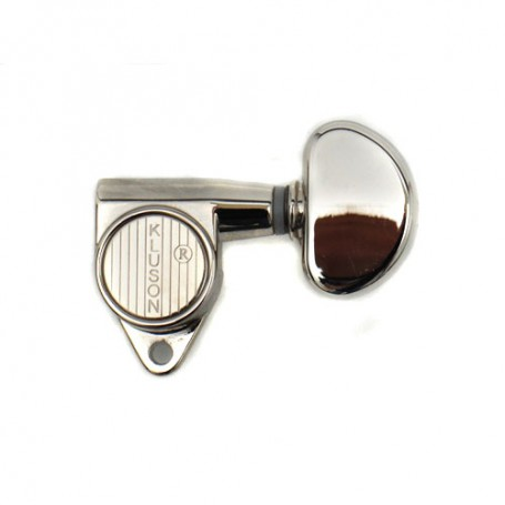 Clavijero-Kluson-Lockhead MLG33N 3+3 Nickel