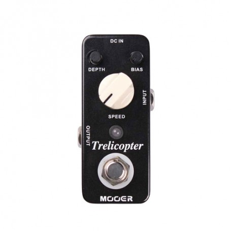 Pedal-Mooer-Trelicopter