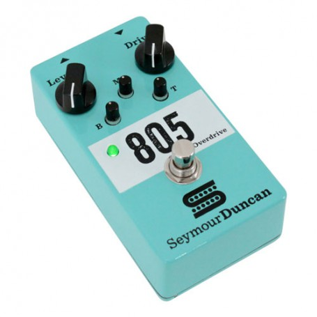 Pedal-Seymour-Duncan-805 Overdrive