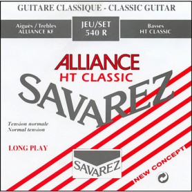 Savarez Alliance 540R Normal Tension Classical Strings