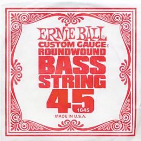 Cuerda Suelta Bajo Ernie Ball 1645 045