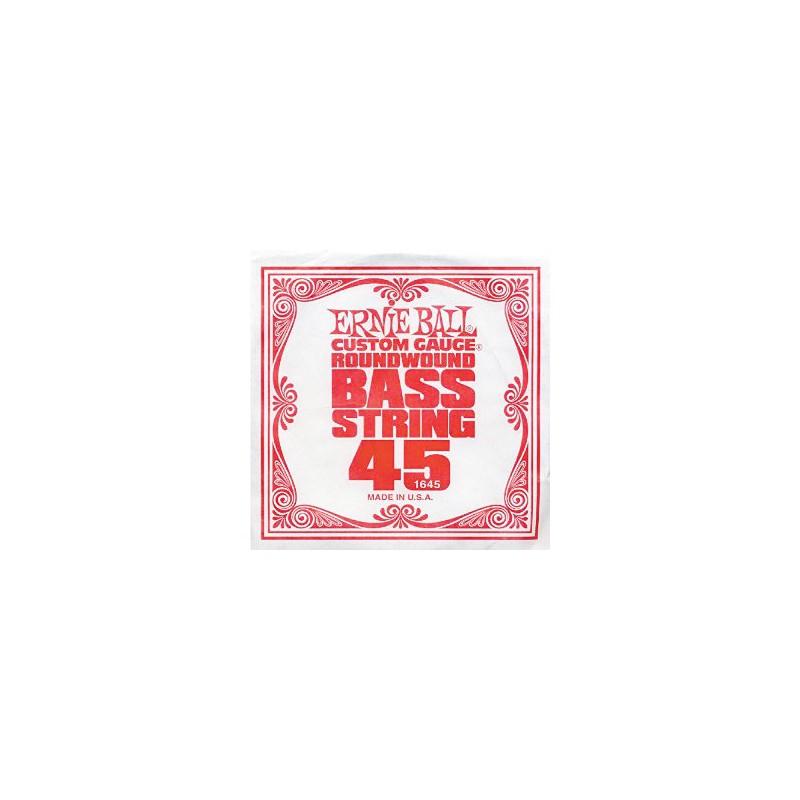 Cuerda Suelta Bajo Ernie-Ball 1645 045-Bass