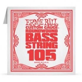 Cuerda Suelta Bajo Ernie-Ball 1698 105