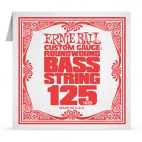 Cuerda Suelta Bajo Ernie Ball 1625 125