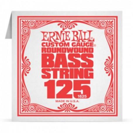 Cuerda Suelta Bajo Ernie-Ball 1625 125