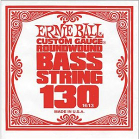 Cuerda Suelta Bajo Ernie Ball 1613 130