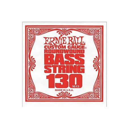Cuerda Suelta Bajo Ernie-Ball 1613 130