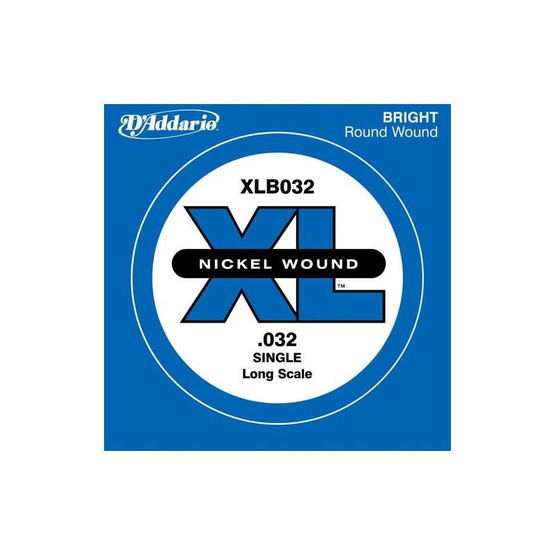 Cuerda Suelta Bajo D´Addario XLB032