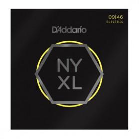 Cuerdas Eléctrica D´Addario NYXL 09-46