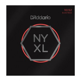 Cuerdas Eléctrica D'Addario NYXL 10-52