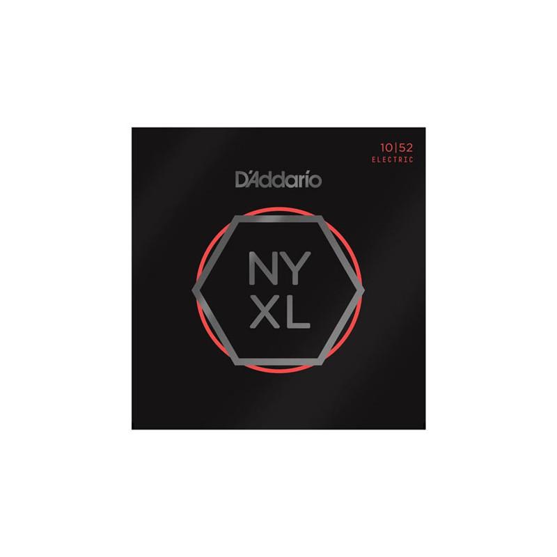 Cuerdas-Eléctrica-D´Addario NYXL 10-52