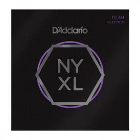 Cuerdas Eléctrica D'Addario NYXL 11-49
