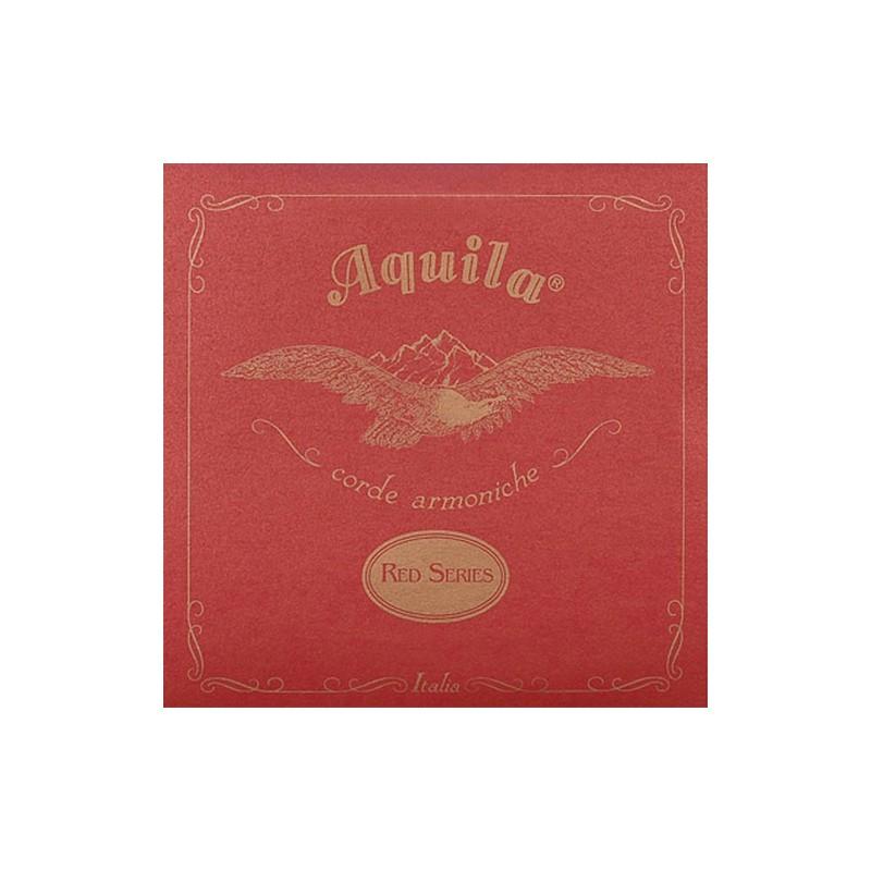Cuerdas Ukelele Aquila-Concert Red-Series