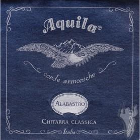 Cuerdas Clásica Aquila Alabastro 20C Tensión Fuerte