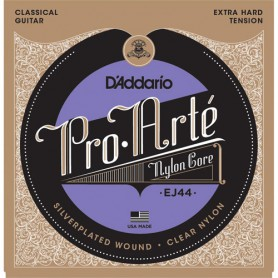 D'Addario EJ44 Classical Nylon Extra Hard Tension Strings