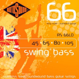 Cordes Baix Rotosound Swing Bass RS66LD 45-105