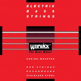 Cuerdas de Bajo Warwick Red Label 40-100 Stainless Steel