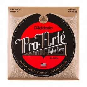 D'Addario EJ45 Classical Nylon Normal Tension