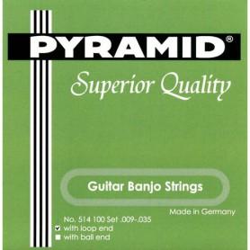 Pyramid Guitar Banjo 6 Strings