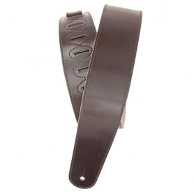 Planet Waves 25SLA01-DX Deluxe Antique Leather/Suede Guitar Strap