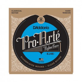 D'Addario EJ46 ProArte Classical Nylon Hard Tension