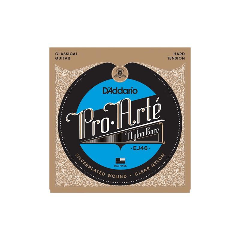 Cuerdas Clásica D´Addario EJ46 ProArte HT