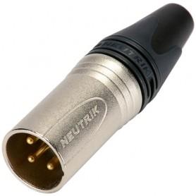 Conector Neutrik NC3MXX XLR Macho