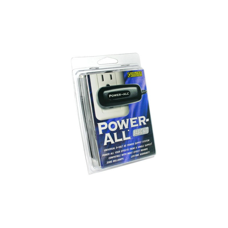Fuente-de-Alimentación-Godlyke Power All Basic Kit